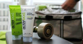 Activbod launch a post-workout skincare range