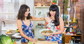 Hemsley + Hemsley have a new TV show
