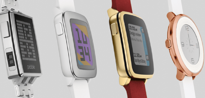 Fitbit Eyes Smartwatch Market With Pebble Acquisition ...