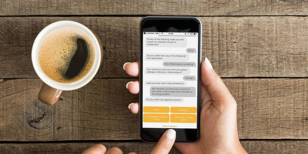 VITL launches pocket nutritionist app