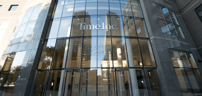 Time Inc. Launches New Platform To Leverage Wellness Boom