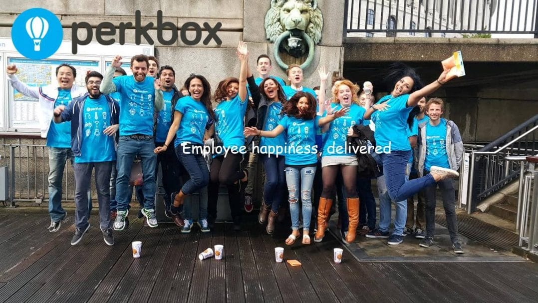 Perkbox workplace wellness