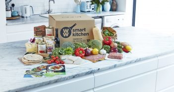 Weight Watchers Smart Kitchen meal kit