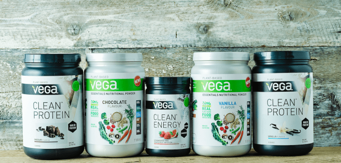 Vega, North America's Leading Plant-Based Protein Powder Hits The UK