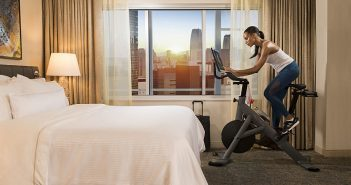 Westin to offer in-room spinning